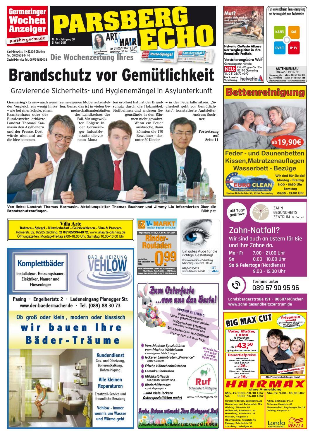 KW 14-2017 by Wochenanzeiger Medien GmbH - issuu
