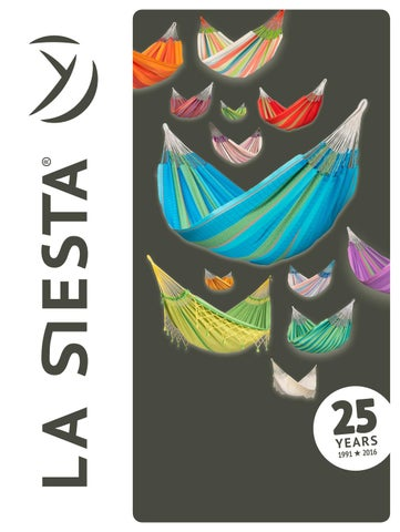 905eee202 LA SIESTA Collection 2017 by LA SIESTA GmbH - issuu