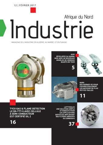 Industrie Afrique du Nord 12