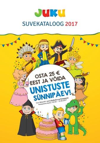 b55db7bfb9a Juku suvekataloog 2017 by Juku Mänguasjakeskus - issuu