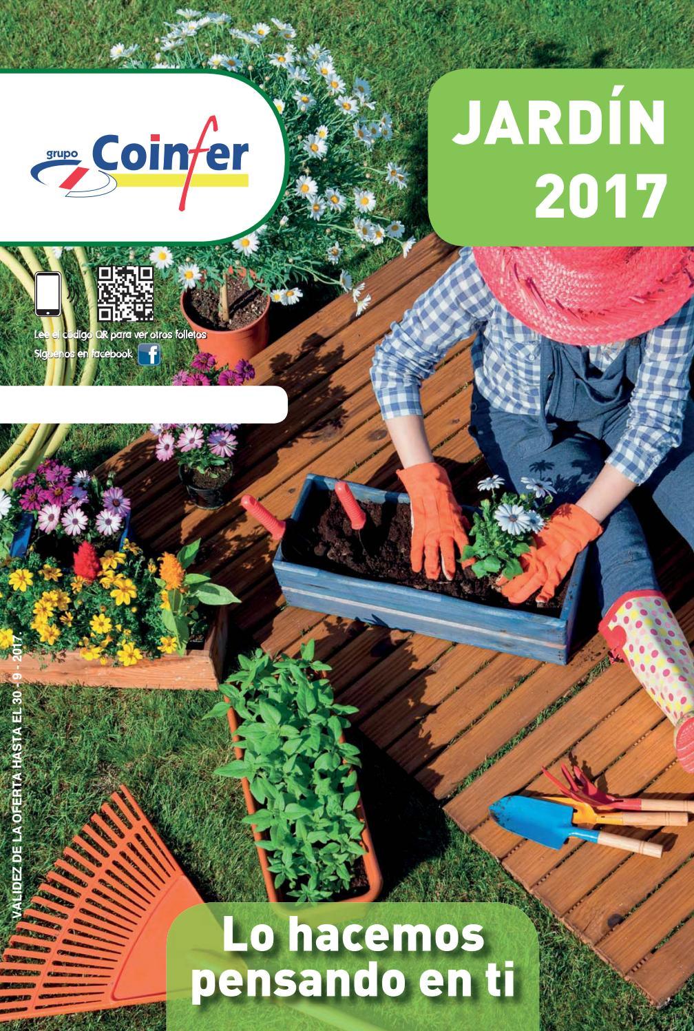 Catálogo de oferta Jardín 2017 Jaype by elkoloqui - issuu