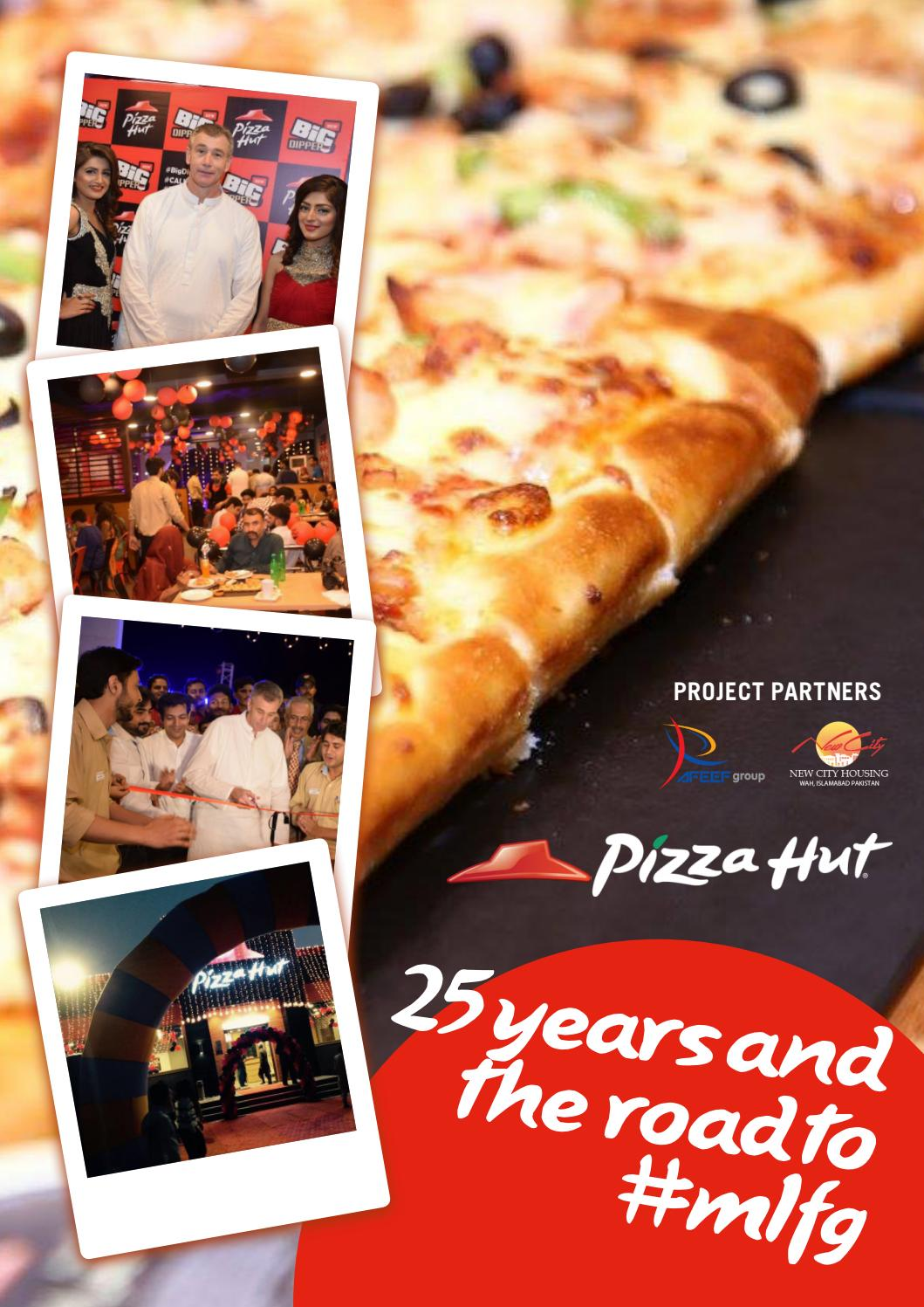 Pizza Hut Brochure April 2017 By Fdf World Issuu