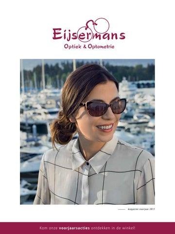 65611b8eb7d35e Optiek Piers - Magazine voorjaar 2018 by OBOS opticiens - issuu