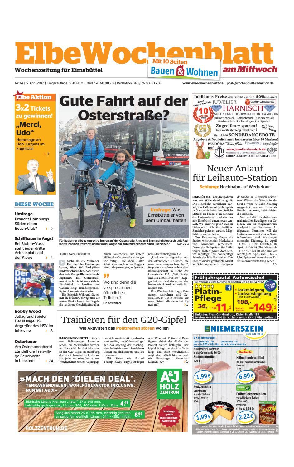 Eimsbüttel KW14 2017 by Elbe Wochenblatt Verlagsgesellschaft
