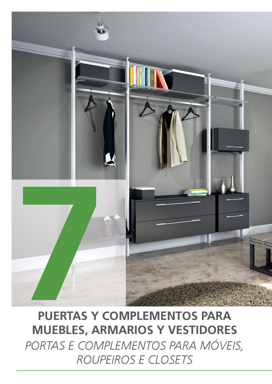 Puertas y complementos para muebles armarios portas e - Muebles y complementos ...