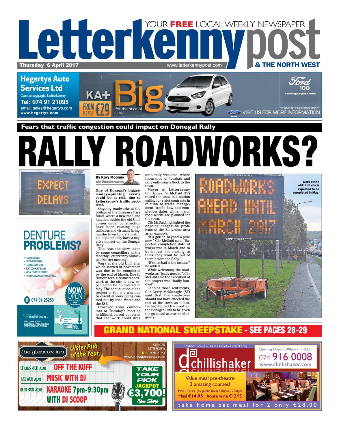 Letterkenny Post 06 04 17 By River Media Newspapers Issuu