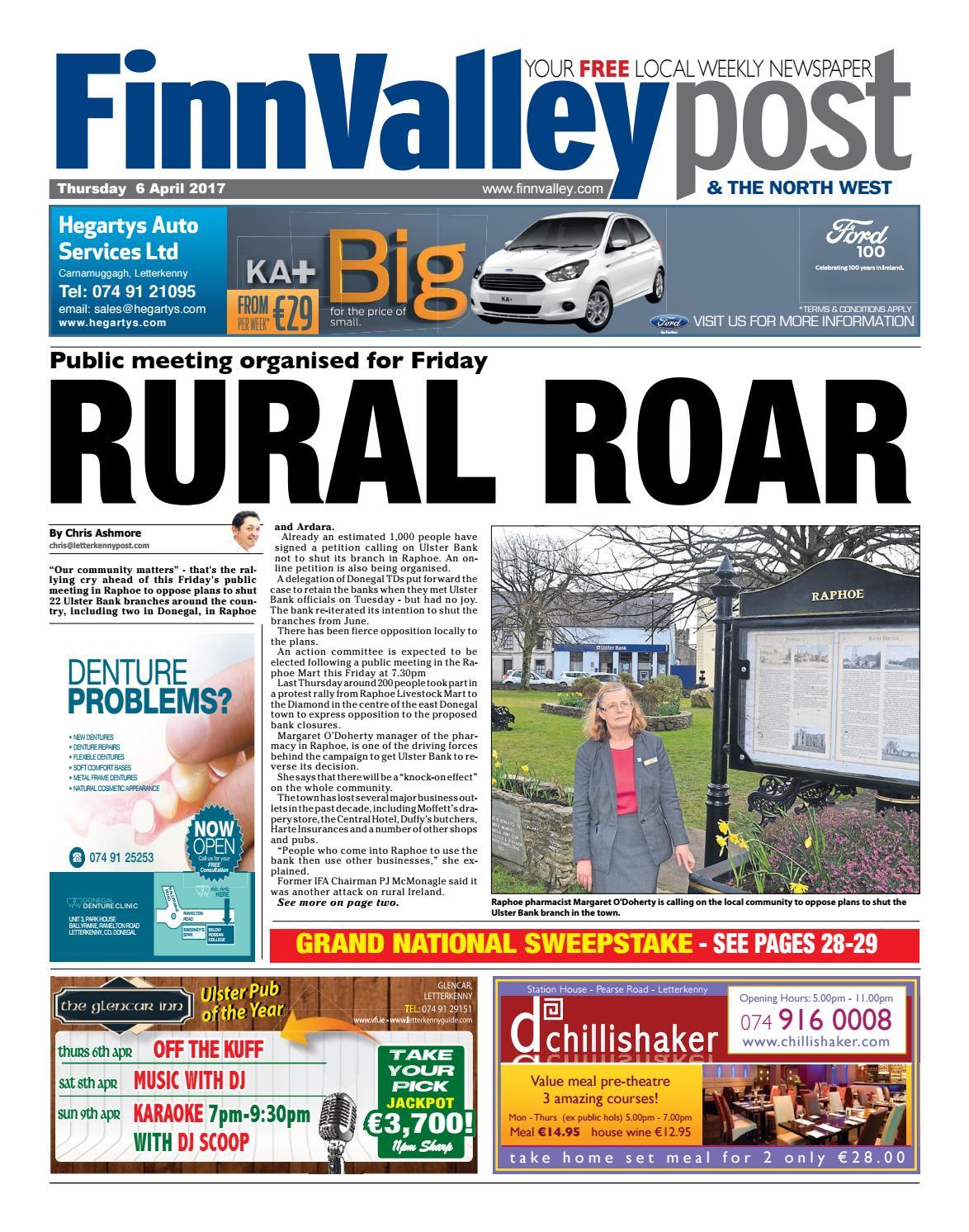 da7b39019aa42 Finn valley post 06 04 17 by River Media Newspapers - issuu