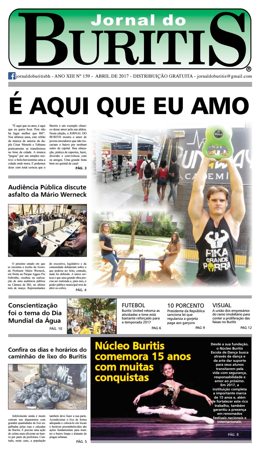 fd1cfe6ceed Jornal do Buritis Abril 2017 by Jornal do Buritis - issuu