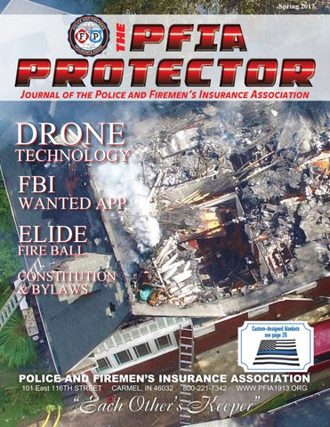 The Pfia Protector Spring 2017 By Police And Firemens Insurance