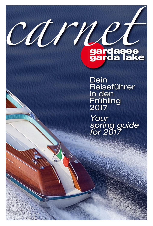 Carnet Garda See Garda Lake Aprile 2017 by Staff CarnetVerona - issuu