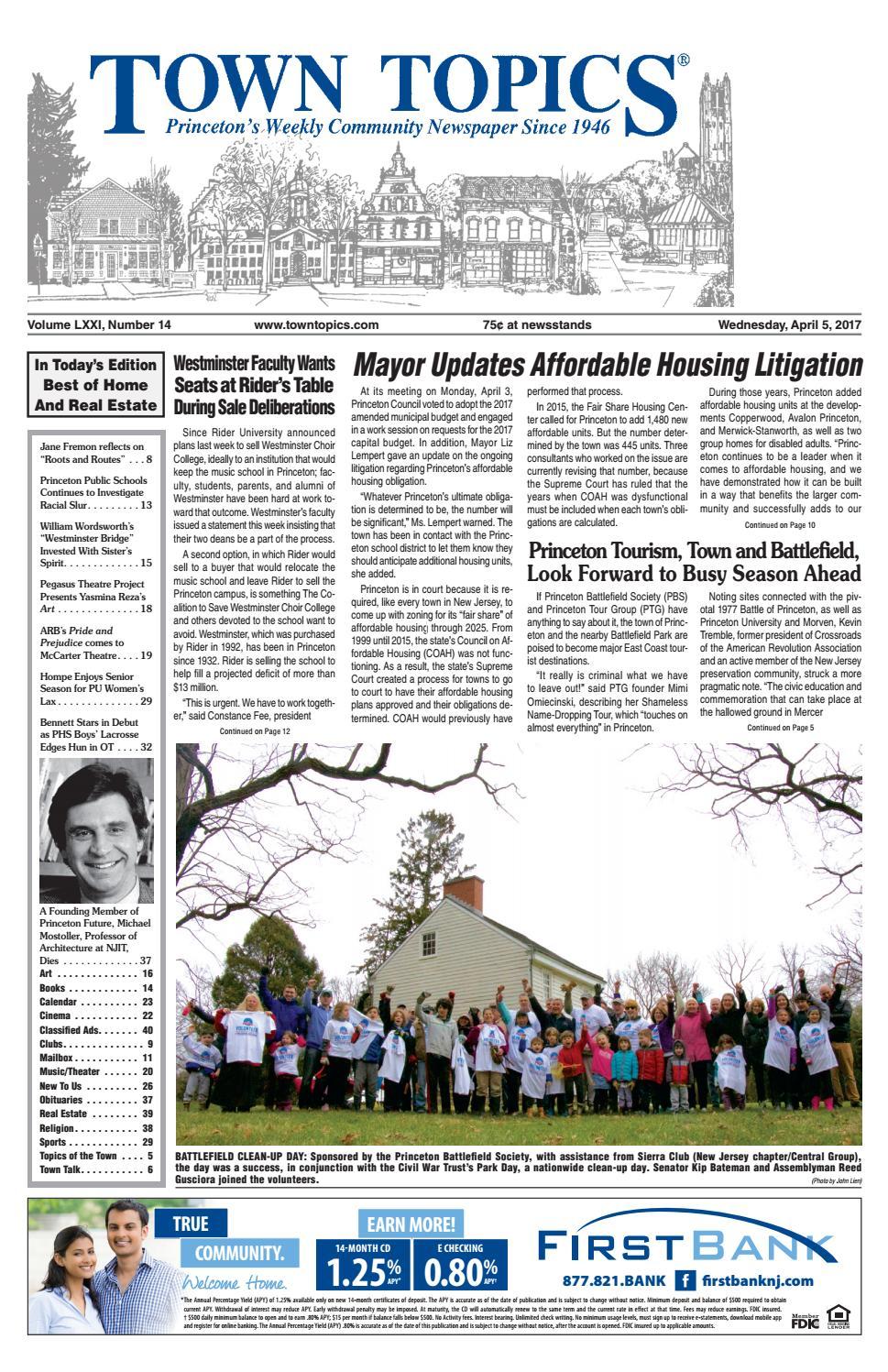 78fa71af01f7 Town Topics Newspaper April 5