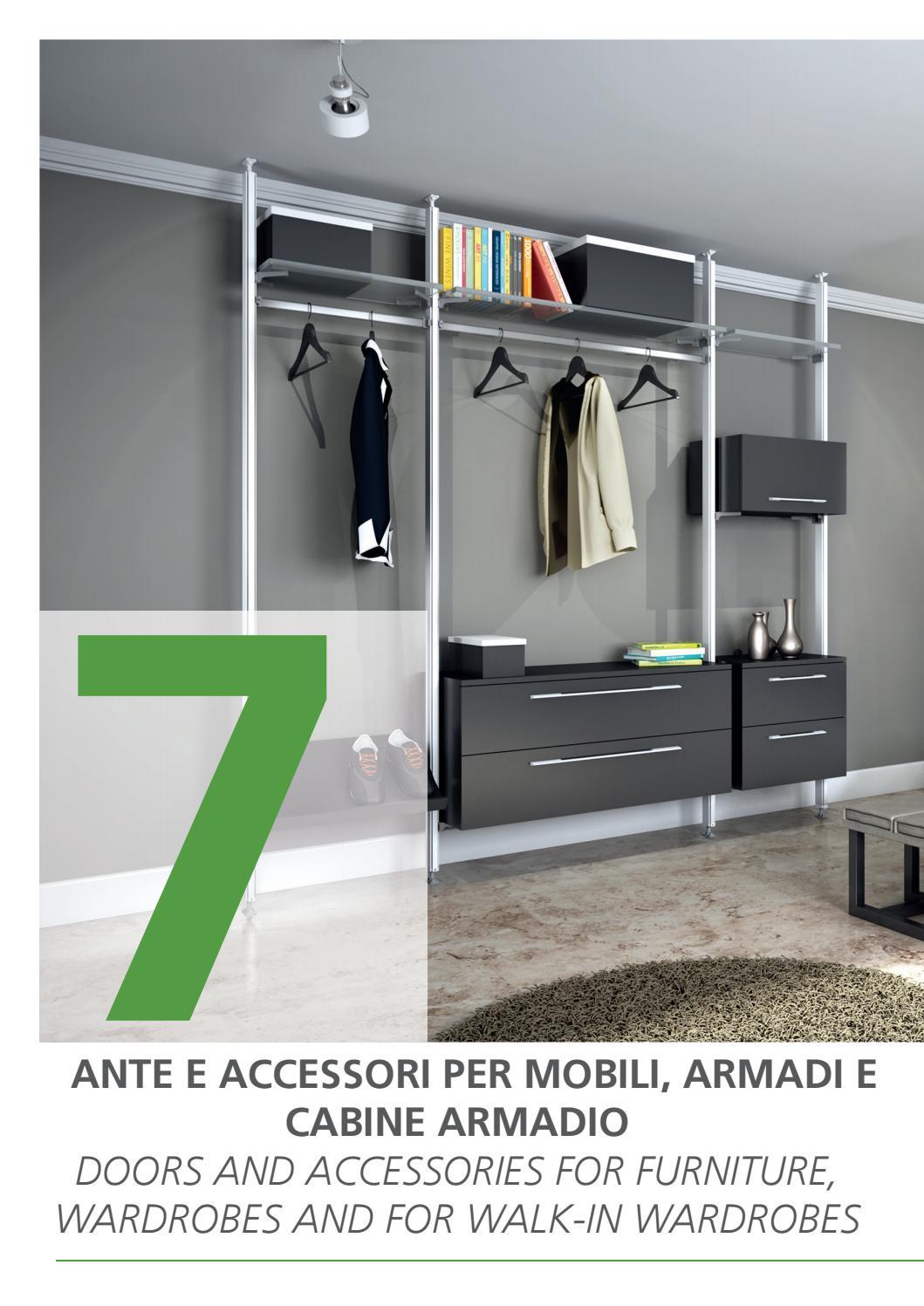 PORTE, ACCESSORI PER MOBILI, ARMADI / DOORS, ACCESSORIES ...