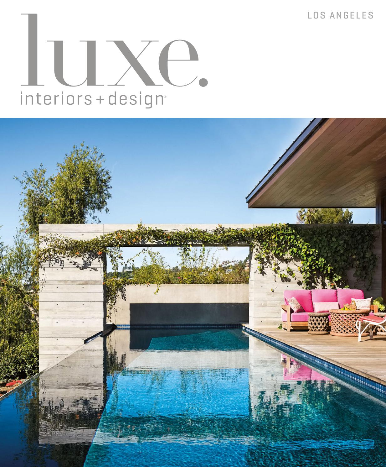 Luxe Magazine May 2017 Los Angeles by SANDOW® - issuu