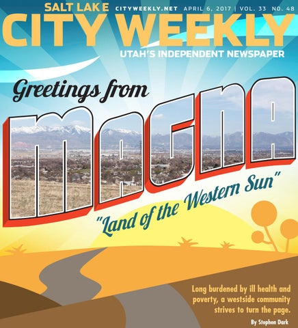 7c684d957 City Weekly April 6, 2017 by Copperfield Publishing - issuu