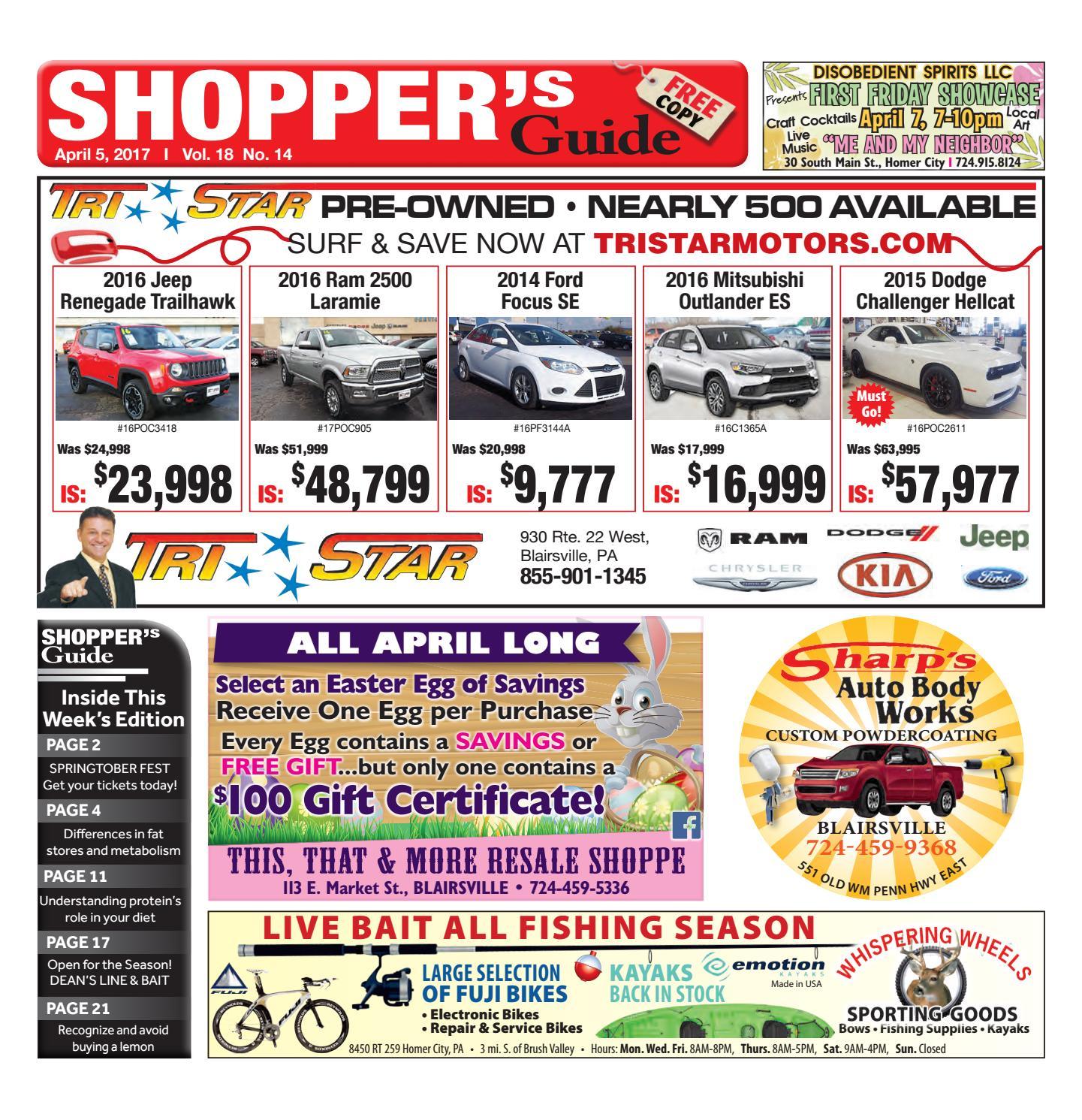 c4dda1267dab The Indiana Gazette Shoppers Guide
