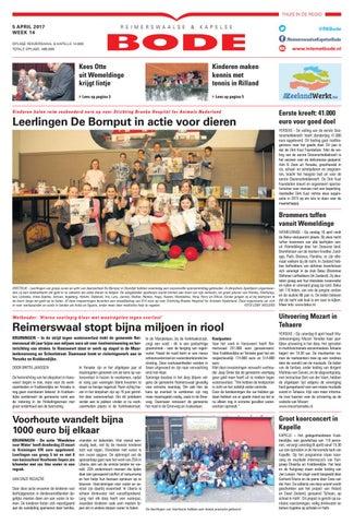 de reimerswaalse en kapelse bode 05 04 2017 by uitgeverij de bodeVacature Teamleider Thuiszorg.htm #12