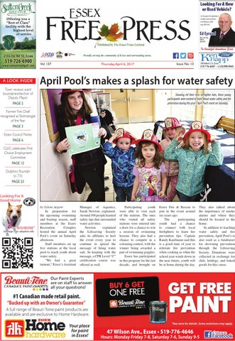 Essex Free Press April 6 2017 By Essex Free Press Issuu