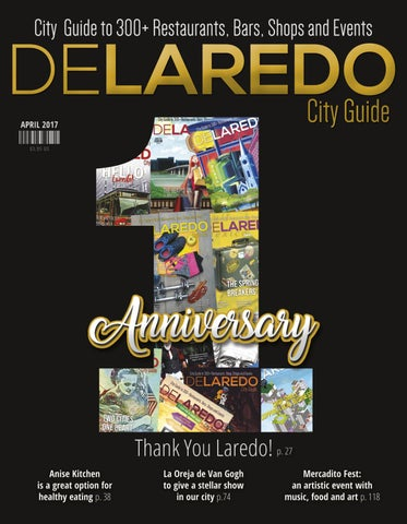 DeLaredo City Guide April 2017 by DeLaredo City Guide - issuu