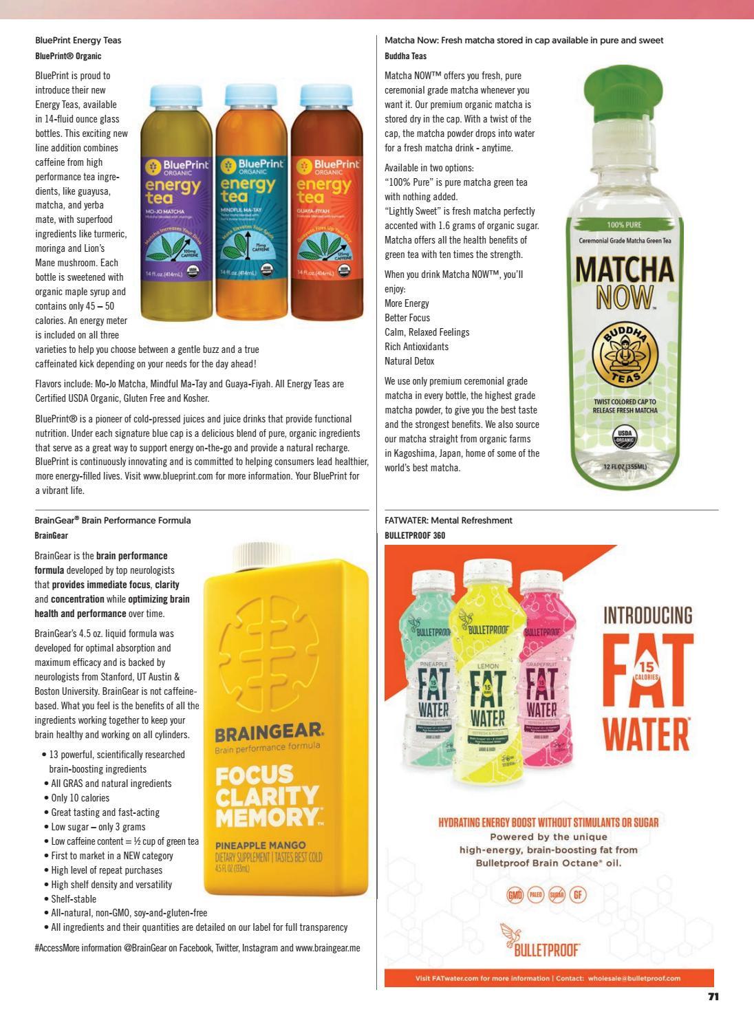 BevNET Magazine – 2017 Functional Beverage Guide by BevNET.com - issuu