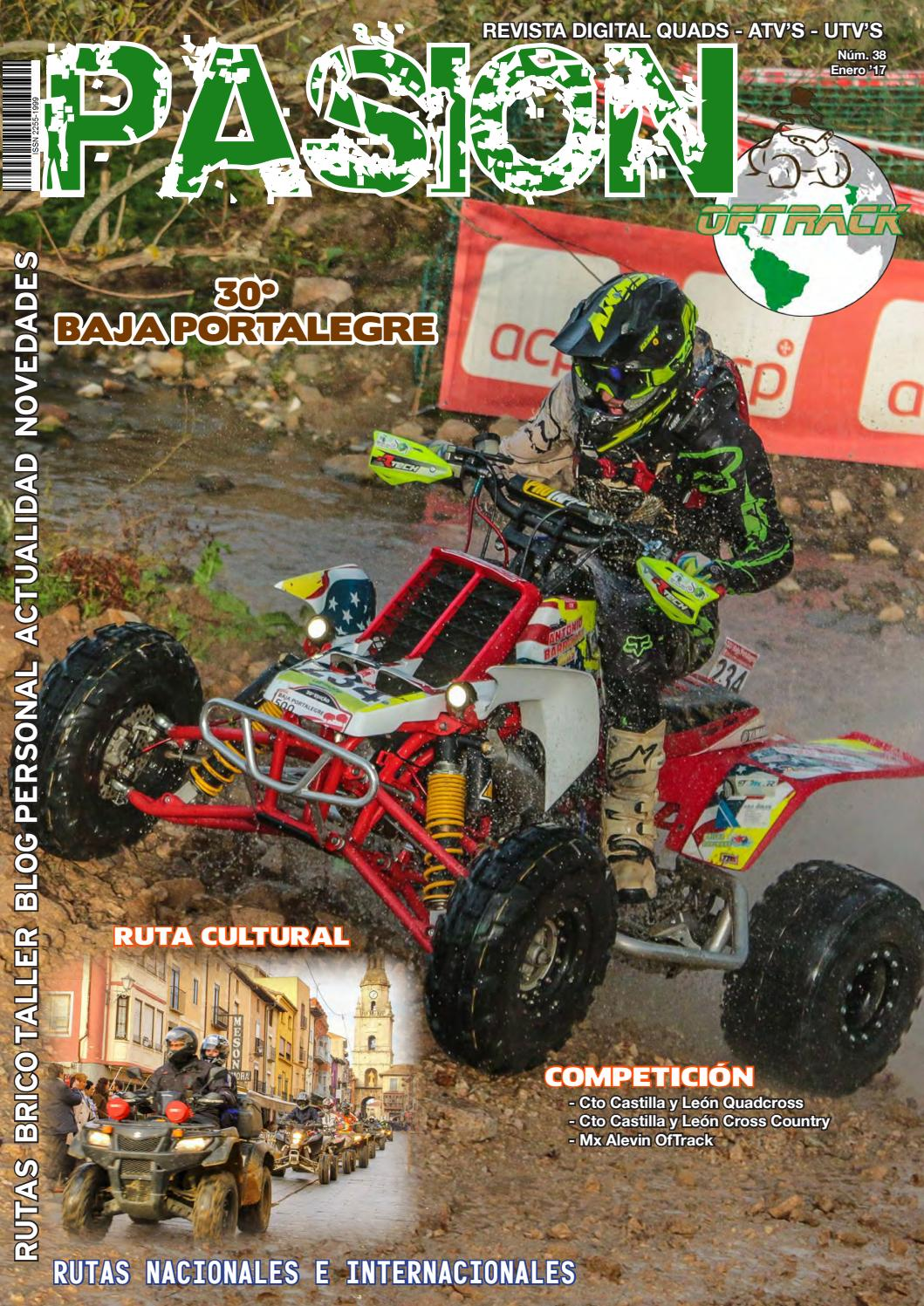Revistapoft38 by PasionOftrack - issuu