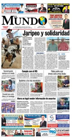 6fc83c6472 El Mundo Newspaper 14 by El Mundo Newspaper - issuu