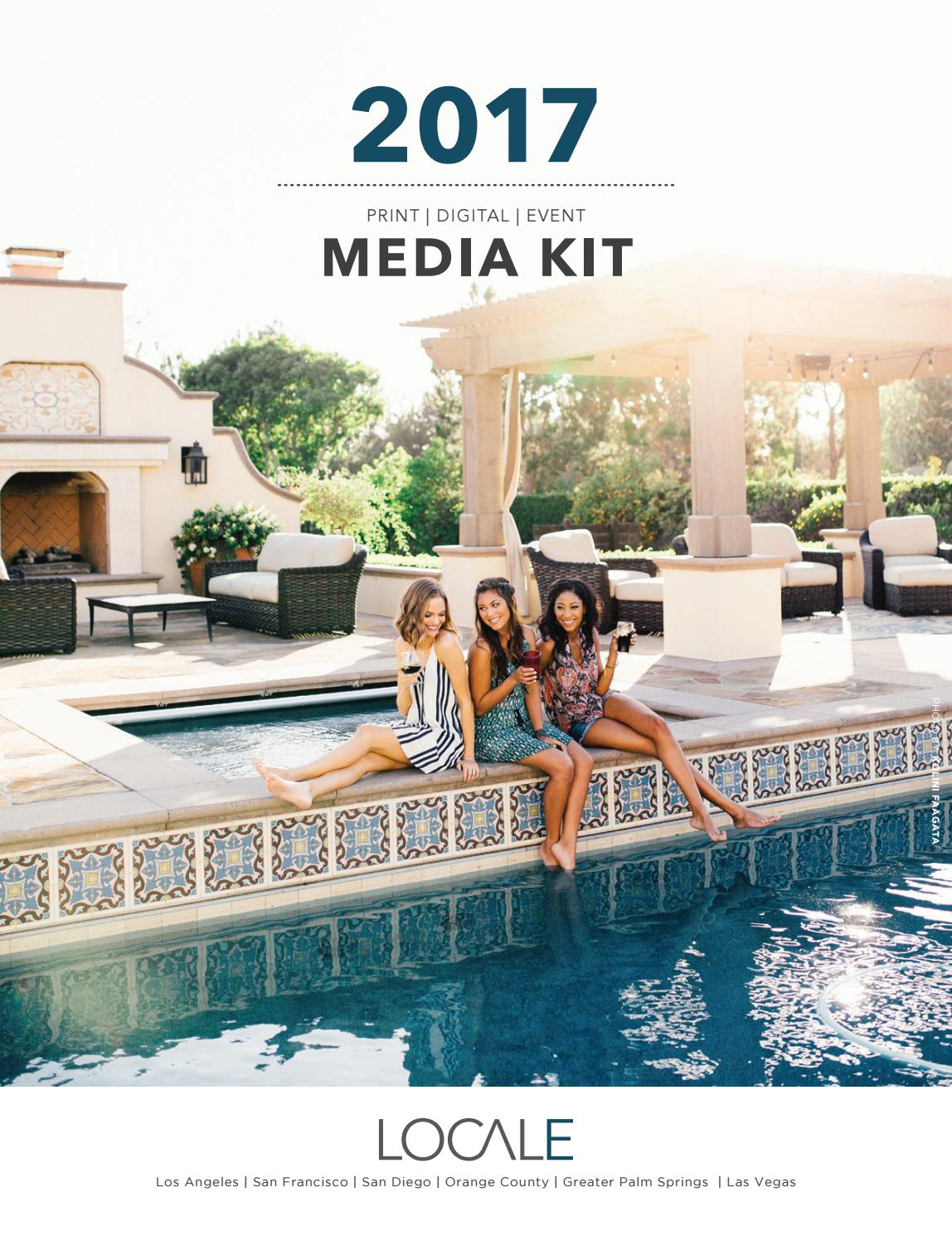 2017 Media Kit By Locale Magazine