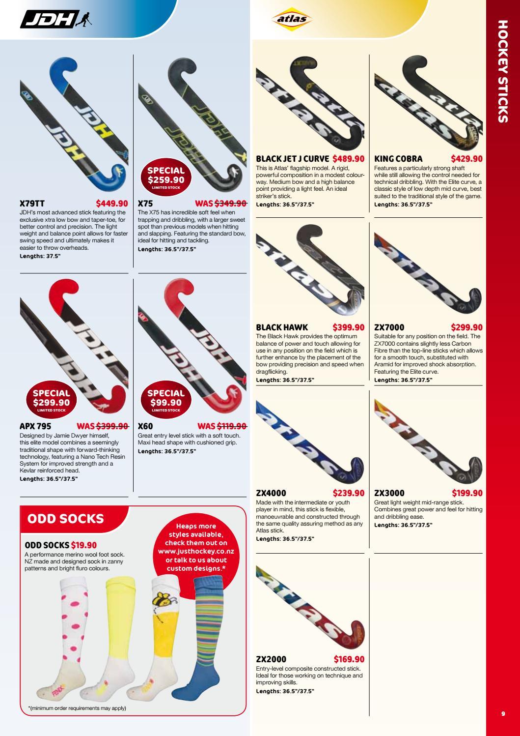 Just Hockey Catalogue 2017 by CHHL Marketing - issuu