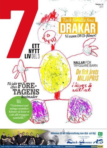 f724893b Tidningen 7 Vecka 14 2017 by 7an Mediapartner - issuu
