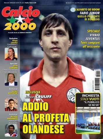 75901ad69f Calcio2000 n.221 by TC&C SRL - issuu