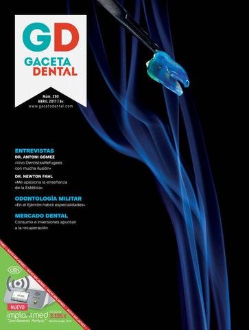 Gaceta Dental - 290 by Peldaño - issuu aeeac31762e