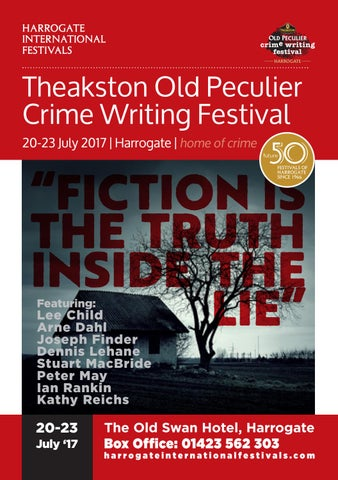 2017 theakston old peculier crime writing festival event guide by page 1 fandeluxe Images
