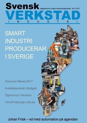 Svensk Verkstad nr. 2 2017