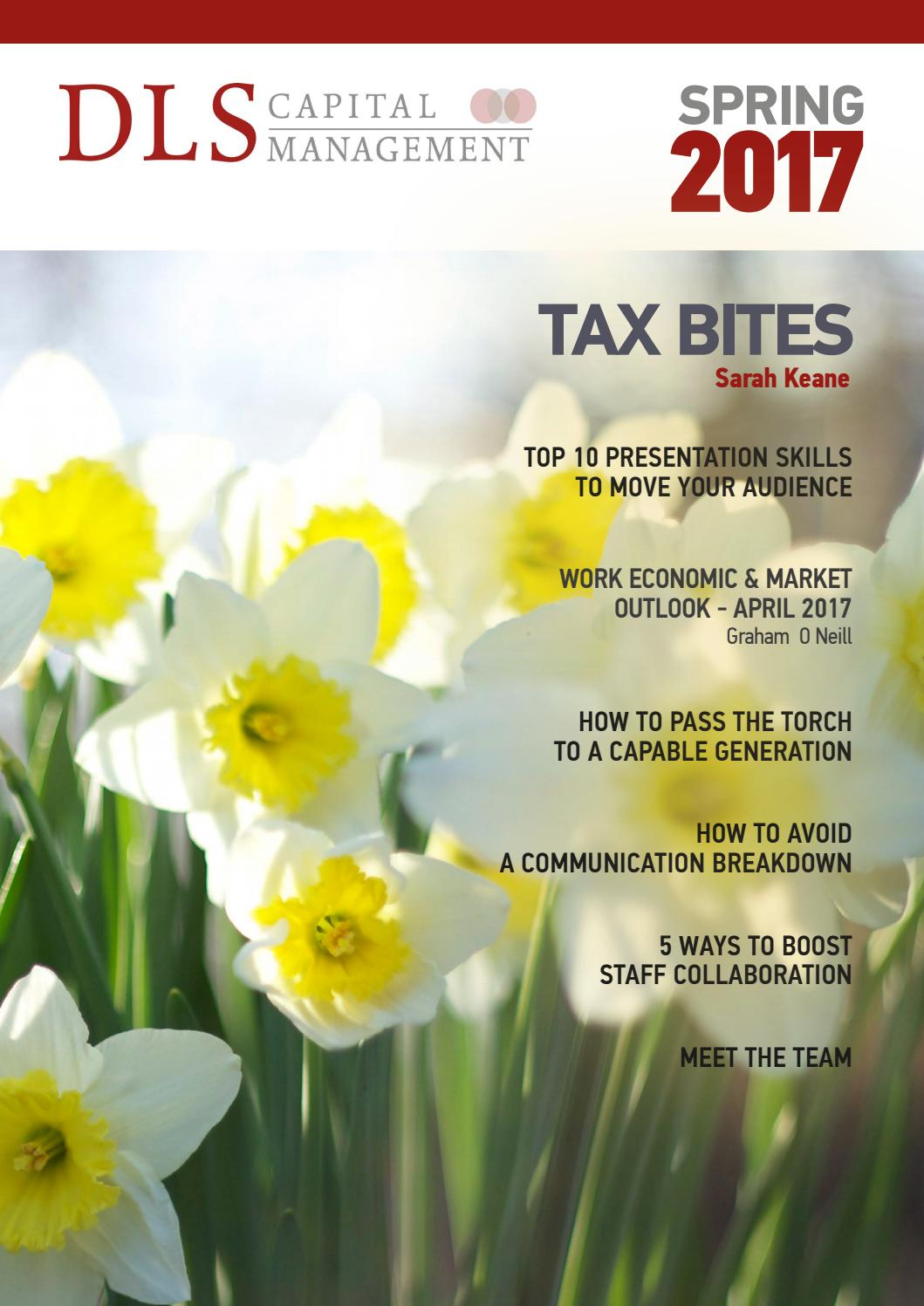 DLS Capital Manager Spring 2017 by publications - issuu