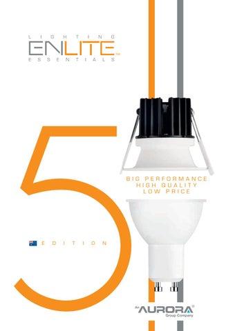 Enlite V5 Australia By Aurora Lighting Issuu