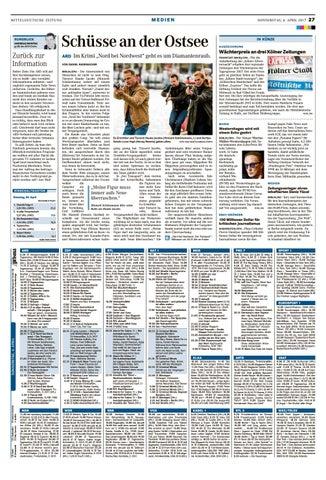Wo Liegt Schwanitz Ostsee Karte.Sangerhäuser Zeitung Ausgabe 06 04 2017