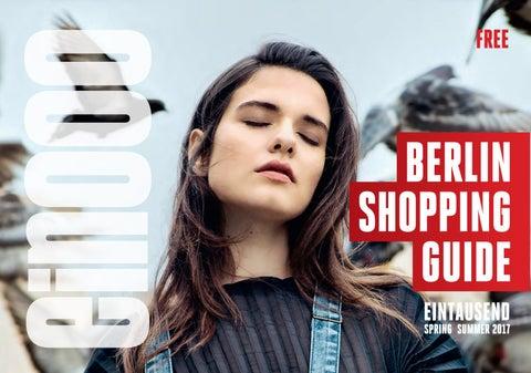 8e7f6f7dc4d09 Ein000 Berlin Shopping Guide Frühjahr   Sommer 2017 by ein000 ...