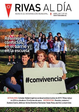 Rivas al día   Rivas cultural Nº 165 abril 2017 by Rivas al día ... 8652e2fa1f5