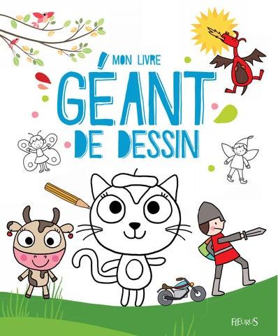 9782215152897 Mon Livre Geant De Dessin By Fleurus Editions