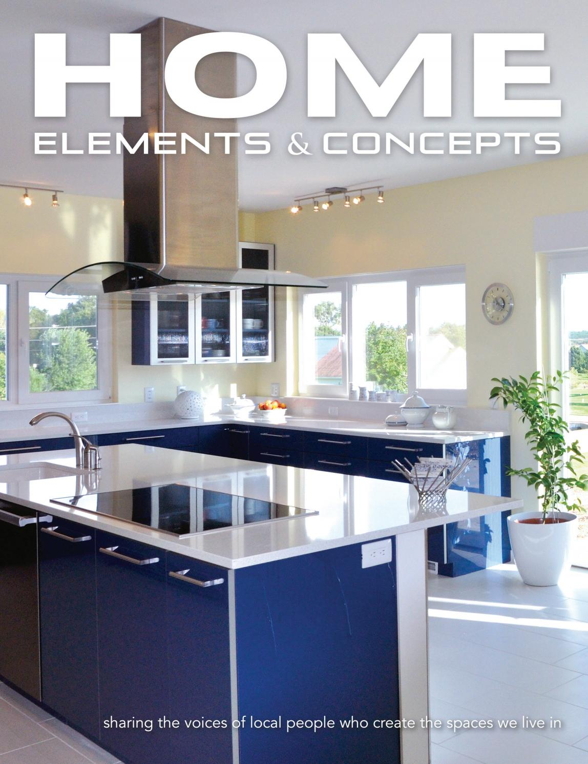 Home Elements Concepts May July 2017 By Towns Associates Issuu