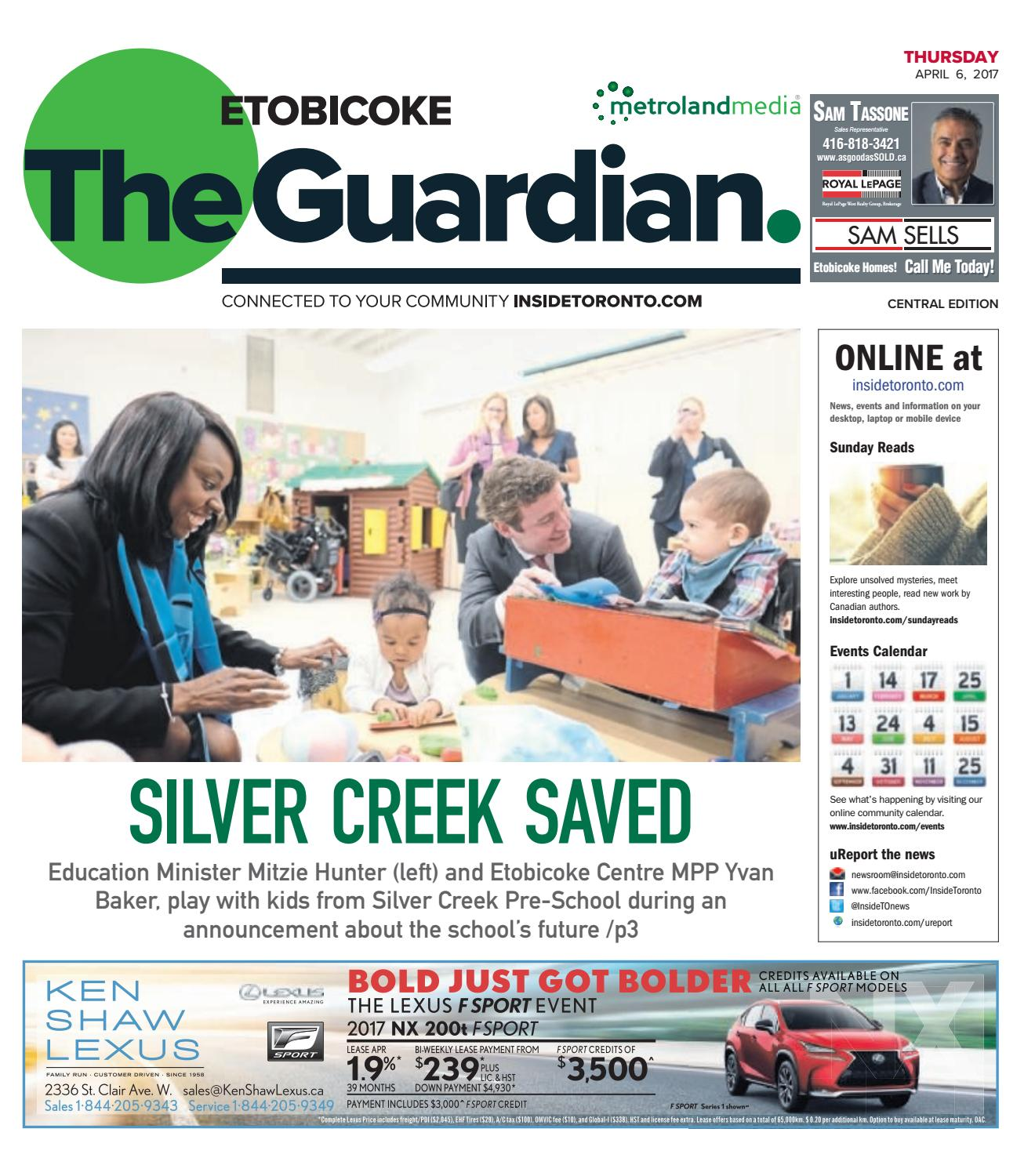 April 24 Central by The Etobicoke Guardian issuu