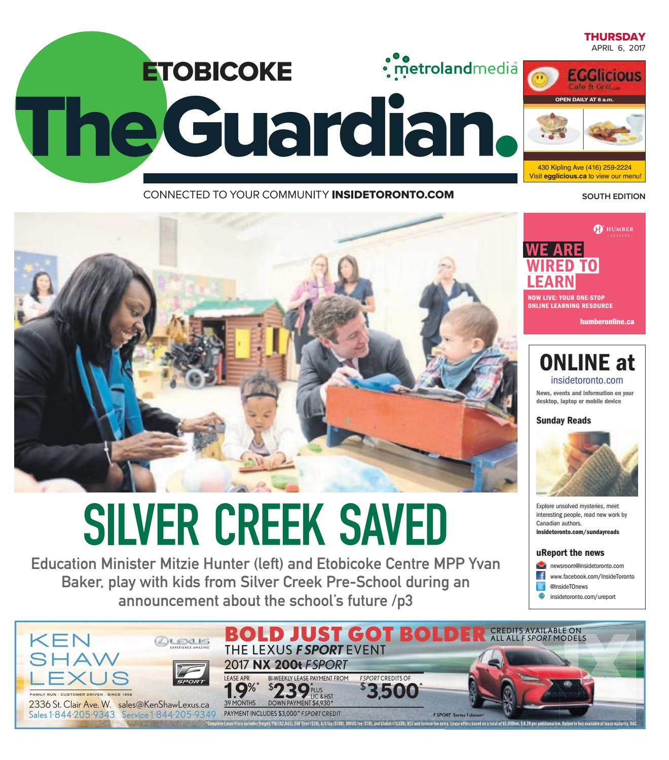 The etobicoke guardian south april 6 2017 by the etobicoke the etobicoke guardian south april 6 2017 by the etobicoke guardian issuu solutioingenieria Choice Image