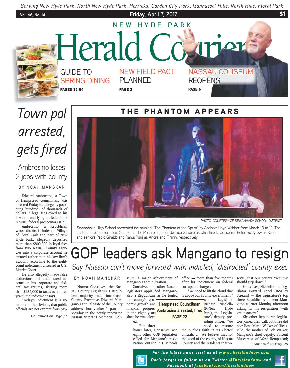 Herald courier 4 7 16 by The Island Now - issuu