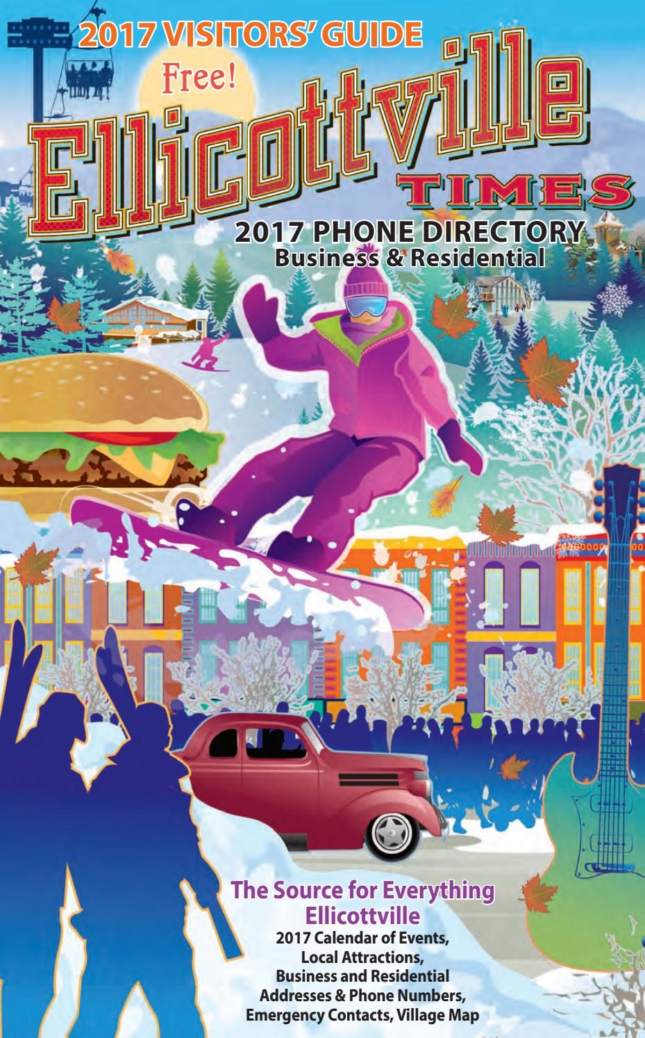 2017 ellicottville times directory by ellicottville times issuu