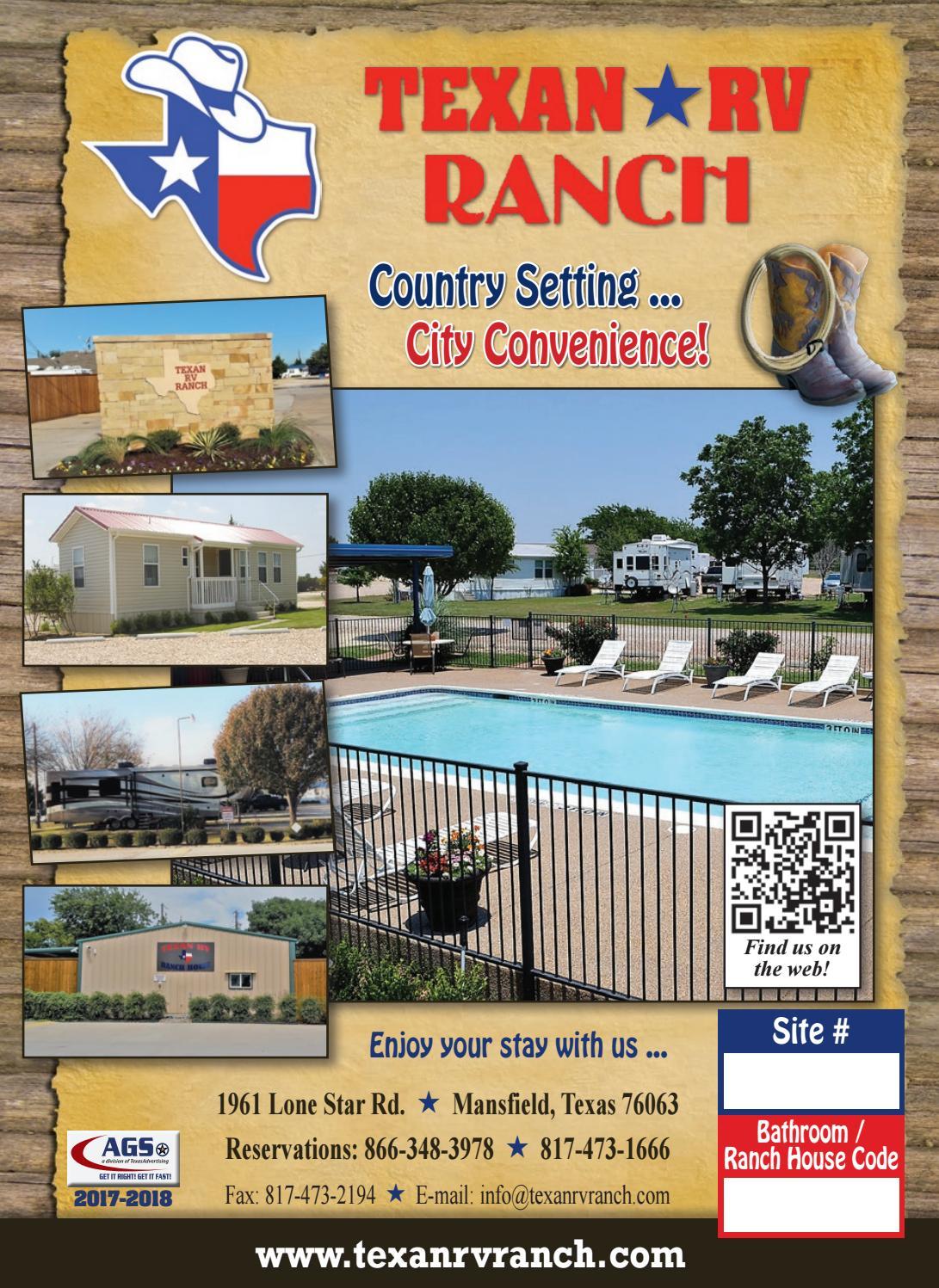 Texan Rv Ranch By Ags Texas Advertising Issuu