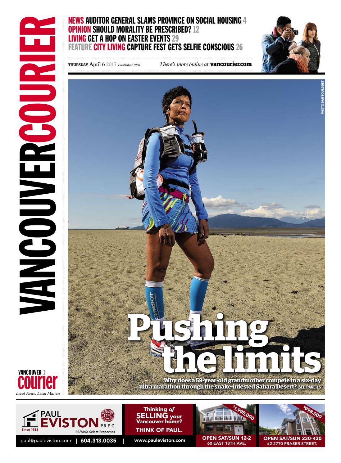 Vancouver Courier April 6 2017 by Vancouver Courier issuu