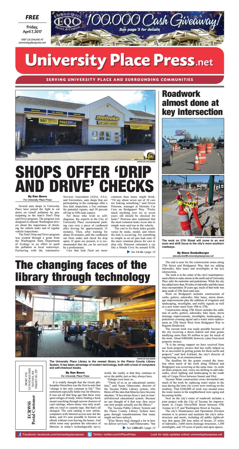 Upp 04 07 17 p01 by Tacoma Weekly News - issuu