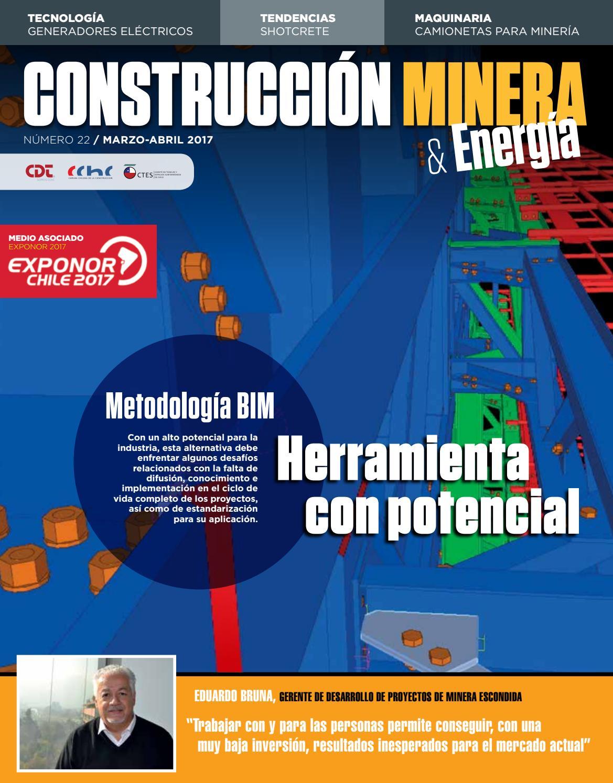 Nº 22 Metodología BIM by Revista Construcción Minera - issuu e7a9b7d310a1