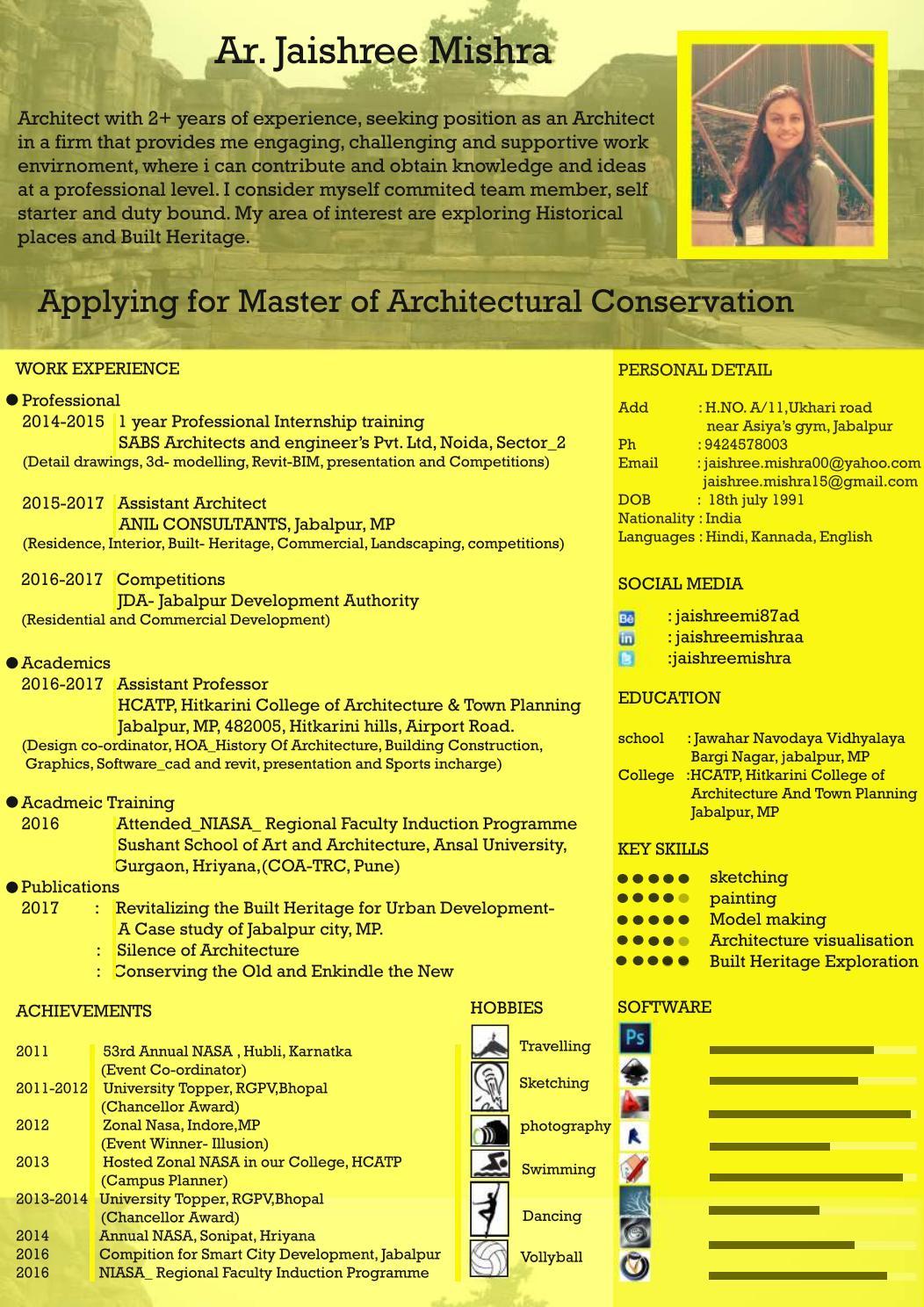 interior design course in jabalpur university