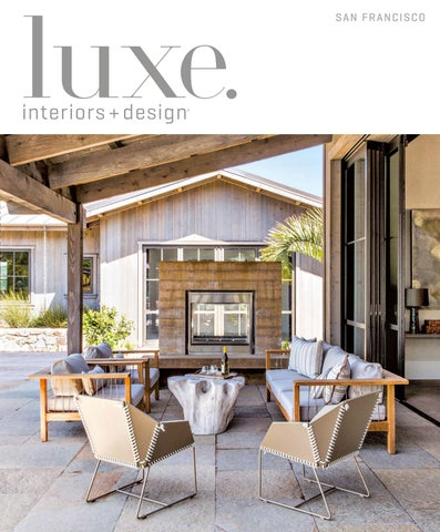 Luxe Magazine May 2017 San Francisco By Sandow Issuu