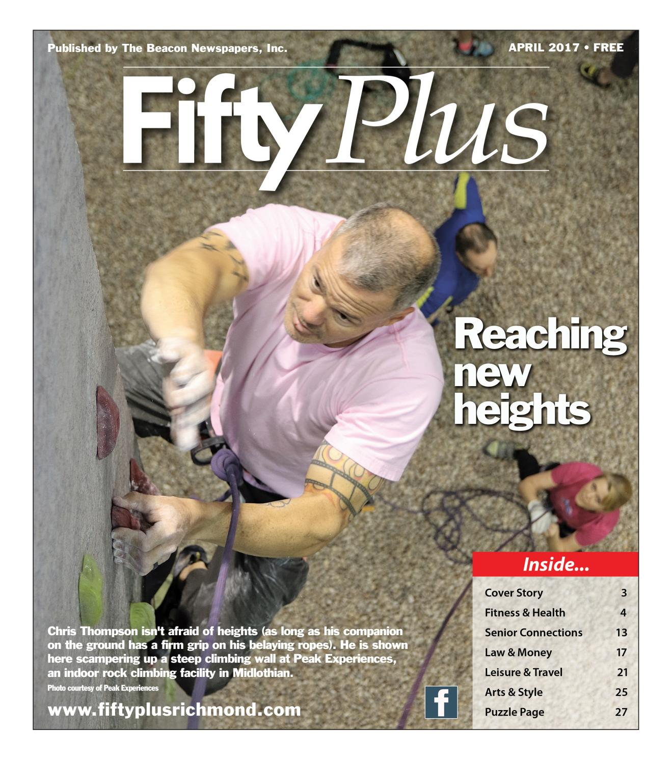 April 2017 | Fifty Plus by The Beacon Newspapers - issuu